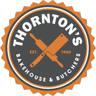 Thornton's Bakehouse and Butchers logo