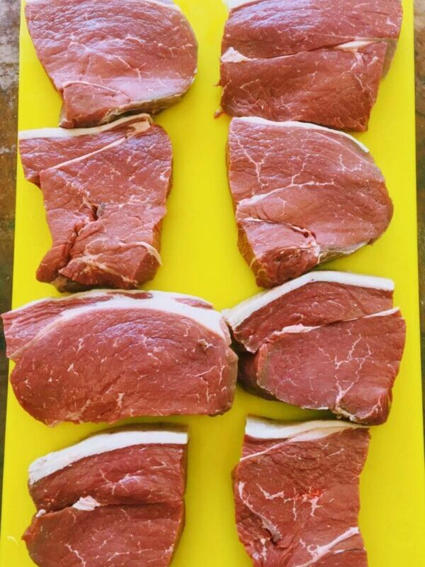 Thornton's Bakehouse and Butchers Beef Fillet Steaks