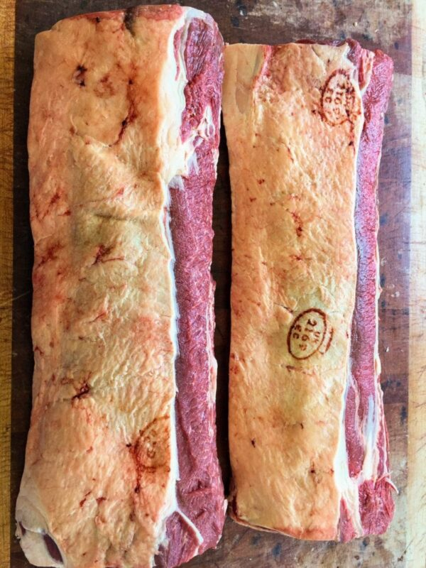 Thornton's Bakehouse and Butchers Beef Striploin
