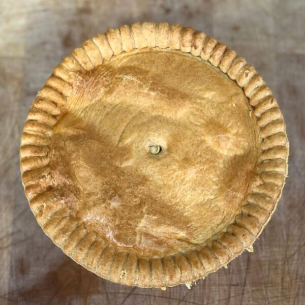 Thornton's Bakehouse Personalised Pork Pies Medium pie