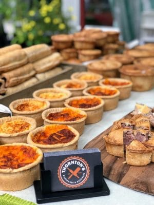 Thornton's Bakehouse and Butchers in Husthwaite Quiches